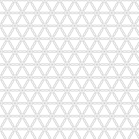 pinstripes: Seamless pattern of grey and white Illustration