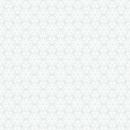 Seamless pattern of grey and white with geometric shapes