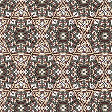 postmodern: Lace  floral colorful vintage color ethnic ornament  seamless pattern flower