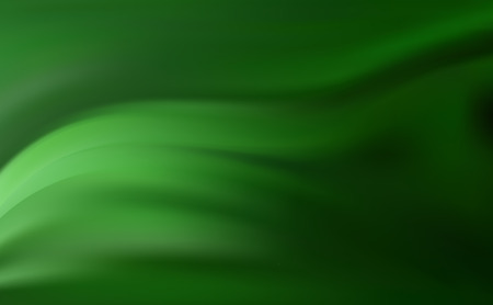Dark emerald green precious background with soft delicate folds
