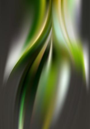 algas verdes: Esmeralda Fondo oscuro de algas verdes con la onda suave delicada