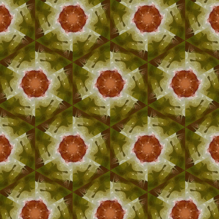 florish: art vintage blurred watercolor floral pattern, primitive spring and summer motives