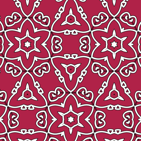african americans: Lace  floral colorful ethnic ornament  seamless pattern flower
