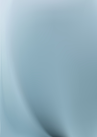 folds: Satin azure blue silk curtain with folds. Abstract background for holiday decorations. Christmas and Celebration.