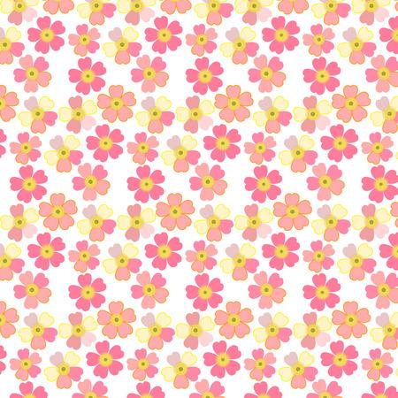 un fond floral romantique . fleurs de couleur . rose tendre de couleur douce