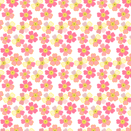 A romantic floral background. Flower. Tender Japanese daisies delicate color Stock Photo
