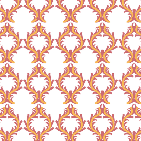 background ethnic african Spanish ornaments for textures Vector illustration. Illustration