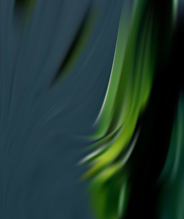 Dark emerald green precious background with soft delicate folds. green color of nature. Freshness of spring.