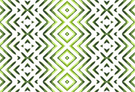 Abstract green geometric spring background. Elegant romantic background with green lines