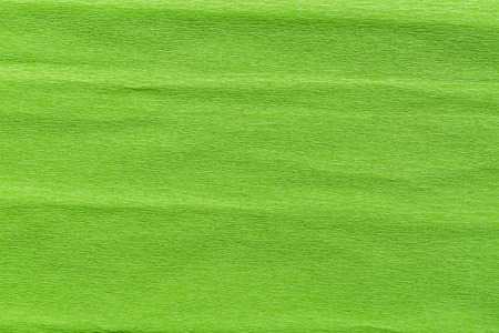 Paper textures concept. Abstract green crumpled creased texture paper for background.