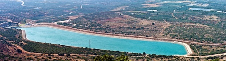 View of the lower Galil Israel .