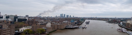 City of London view from  bridge