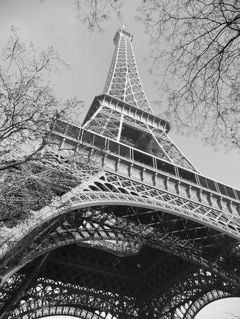 Eiffel Tower, Paris Stock Photo - 5450233