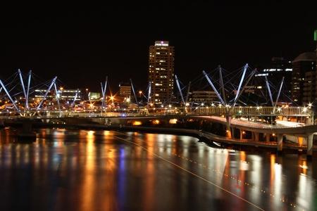 Kurilpa Bridge, Brisbane photo