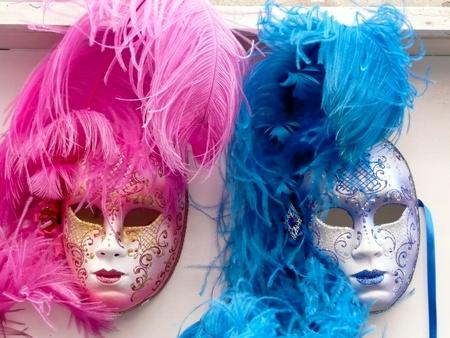 Venetian Masks photo