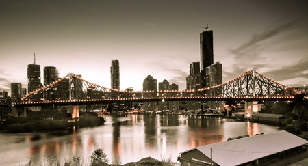 Story Bridge, Brisbane photo