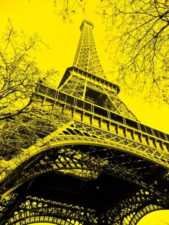 eifel: Abstract Eiffel Tower