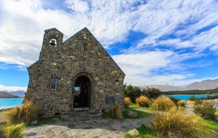 Church of the Good Shepherd, New Zealand photo