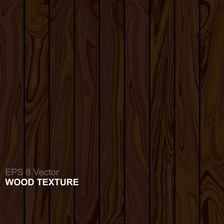 lining: Wood texture illustration. Natural Dark Wooden Background.