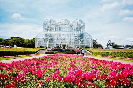 botanical gardens: the Botanical Garden of Curitiba, Brazil