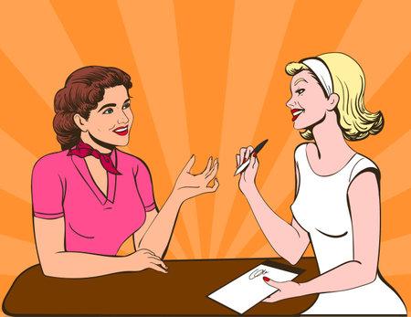 womans: womans Illustration