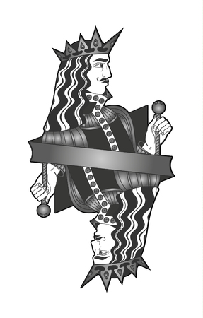 jack: card jack Illustration