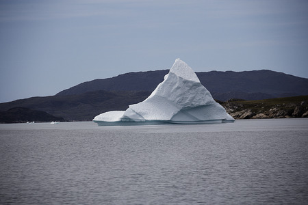 nordic country: the iceberg