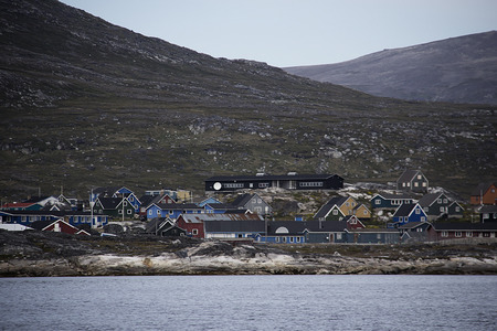 nordic country: small town of greenland