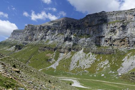 perdido: landscape of north spain