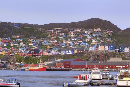 Stadt in Südgrönland