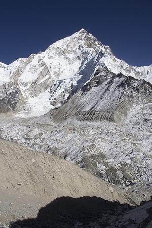 serac: mountains in nepal