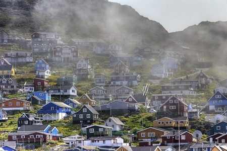 nordic country: town in south greenland
