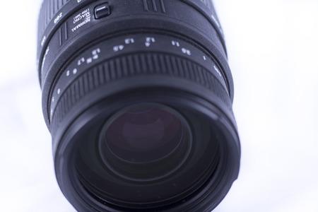 len of photography camera