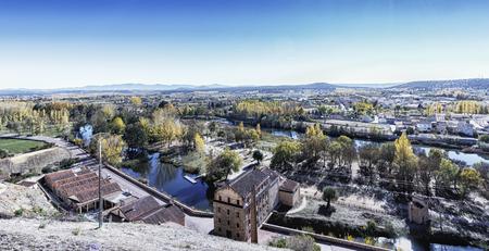 view of the city of ciudad rodrigo