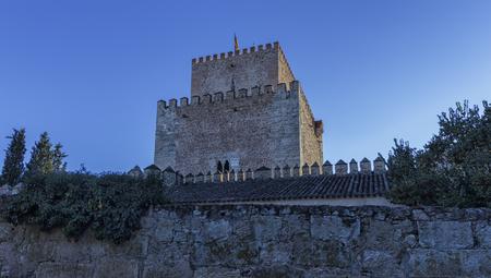 castle in ciudad rodrigo