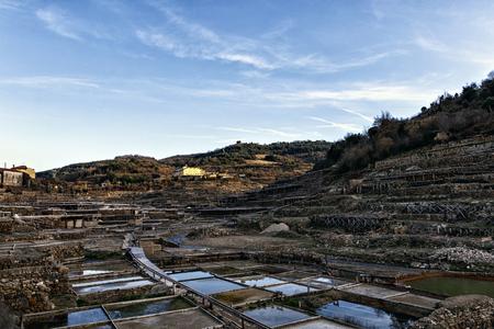 salinas de añana in basque country