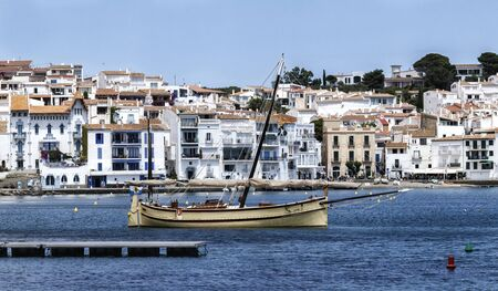 town of cadaques in girona