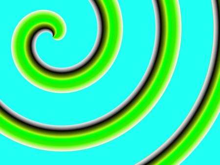 abstract swirl for background or design Stock Photo