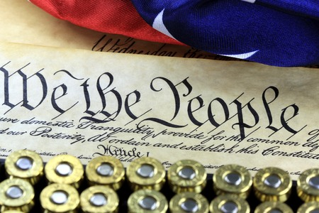 Ammunition on US Constitution - The Right to Bear Arms