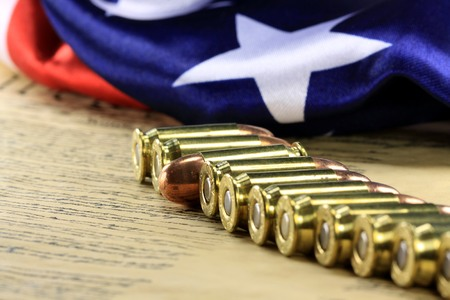amendment: Ammunition on US Constitution - The Right to Bear Arms