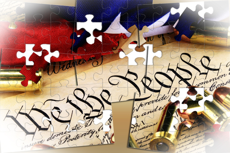 preamble: Ammunition on US Constitution - The Right to Bear Arms