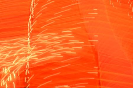 오렌지 빛입니다. 스톡 콘텐츠