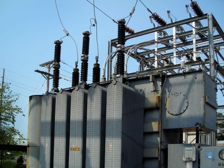 outage: Power Transformer, Distribution Substation