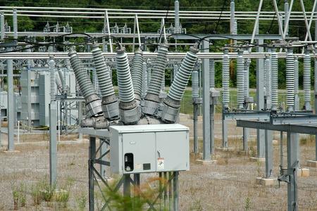 blackout: High Voltage Circuit Breaker