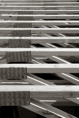 Floor Joists Stock Photo - 1478594