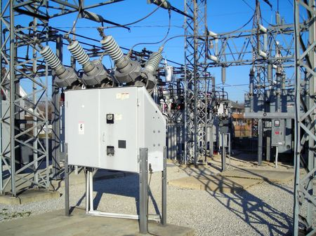 Circuit Breaker, Distribution Substation