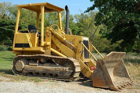 loader: Front End Loader at a construction site