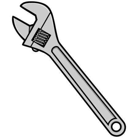 adjustable: Adjustable Wrench