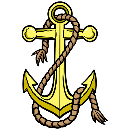 Anchor Ilustrace