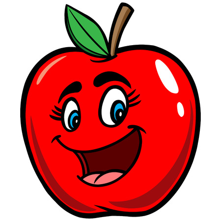 cartoon: Apple Cartoon